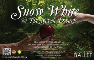 Charlotte Youth Ballet Snow White