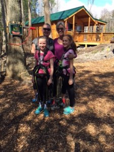 Go Ape Smarty Girls Myrtle Beach