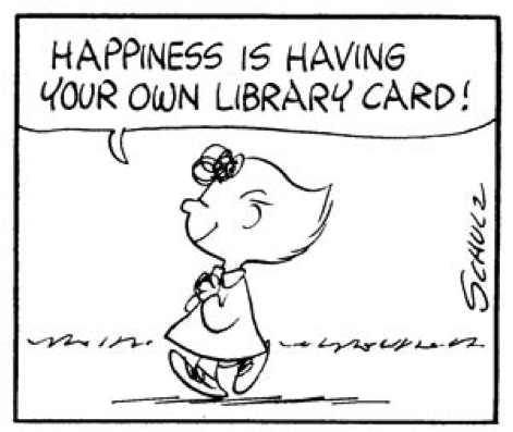 how to open a library card
