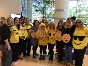 Levine Children's Hospital Halloween