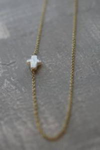 Erin McDermott Freshwater Pearl Necklace