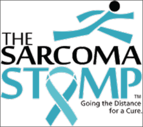 Sarcoma Stomp logo