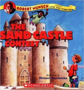 Sandcastle Contest Book