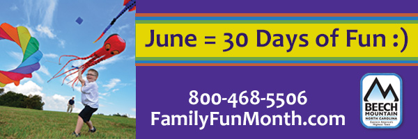 Beech Family Fun Month