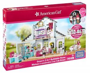 mega bloks american girl
