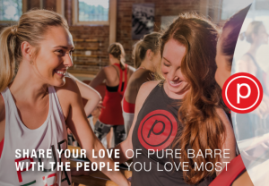 pure barre refer