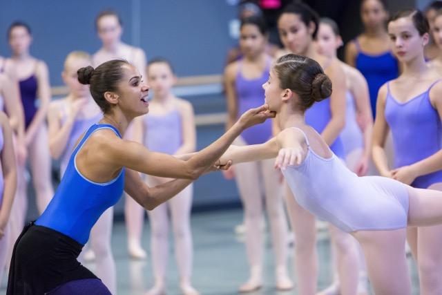 Charlotte Ballet Misty
