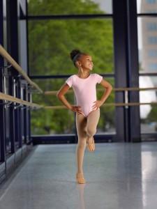 Charlotte Ballet Student