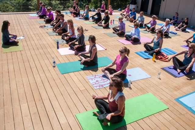 Beech Mountain Yoga