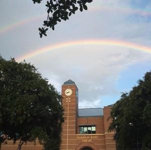 PDS rainbow