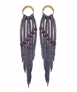 Ellison James Fringe Earrings