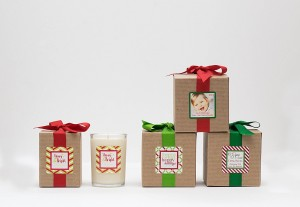 Ella B Holiday Candles CSP GA