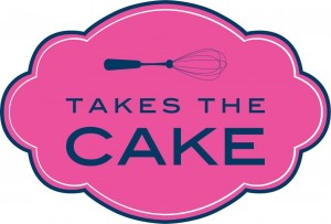 Takes the Cake Logo