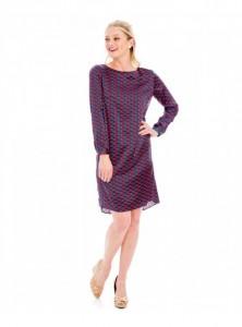 Elizabeth McKay Stone Dress