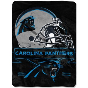 Carolina Panthers Blanket