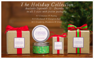 Ella B Candles Holiday