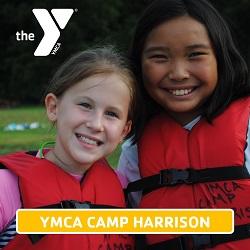 Camp Harrison new logo