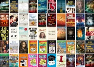 1 - Start building a great 2017 reading list - Photo