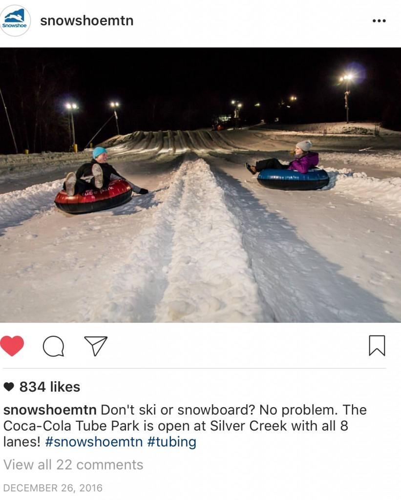 Snowshoe Ski