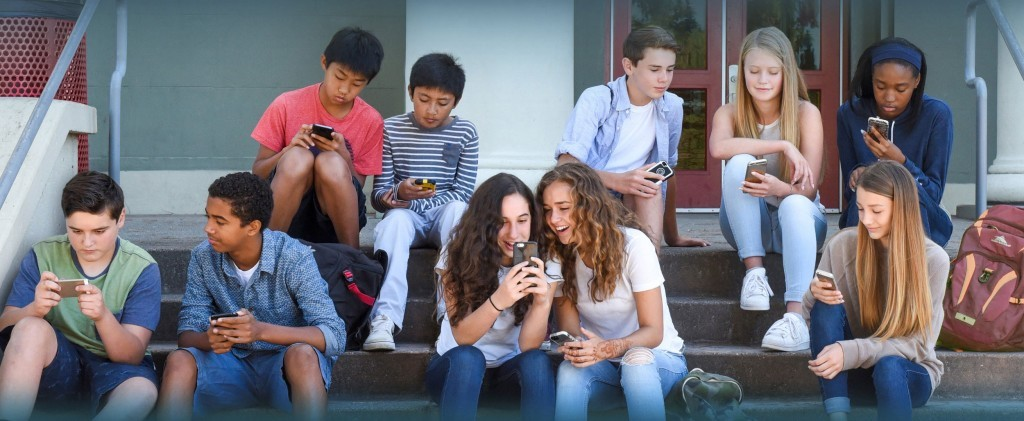 screenagers teens