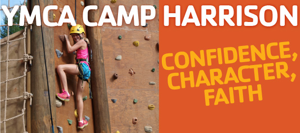 Camp Harrison Camp Logo
