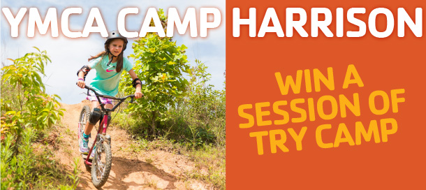 Camp Harrison Giveaway