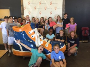 Charlotte Christian Summer Camp Pic 1 - Community Cares Service Camp
