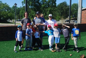 Charlotte Christian Summer Camp Pic 2 - Baseball Camp