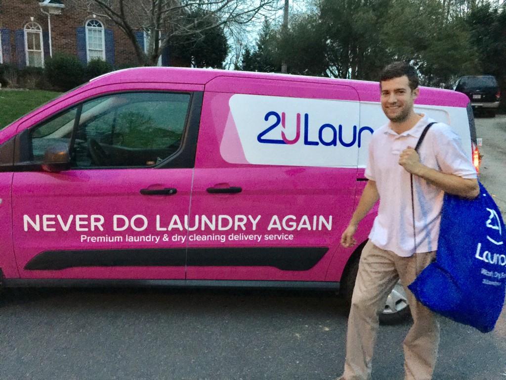 2U Laundry Dude