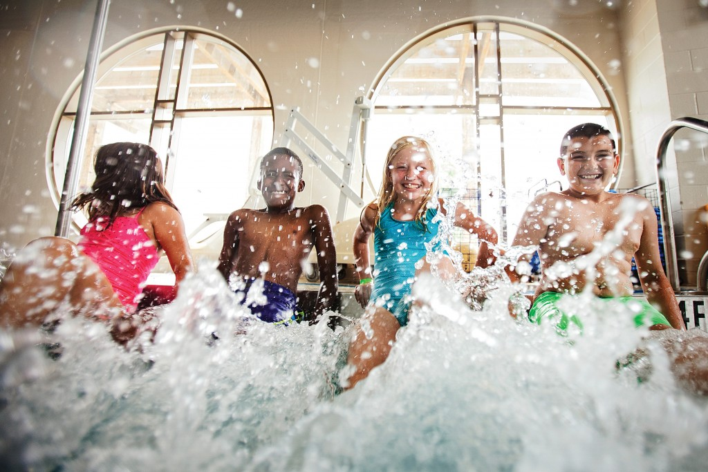 Summer at the Y 1