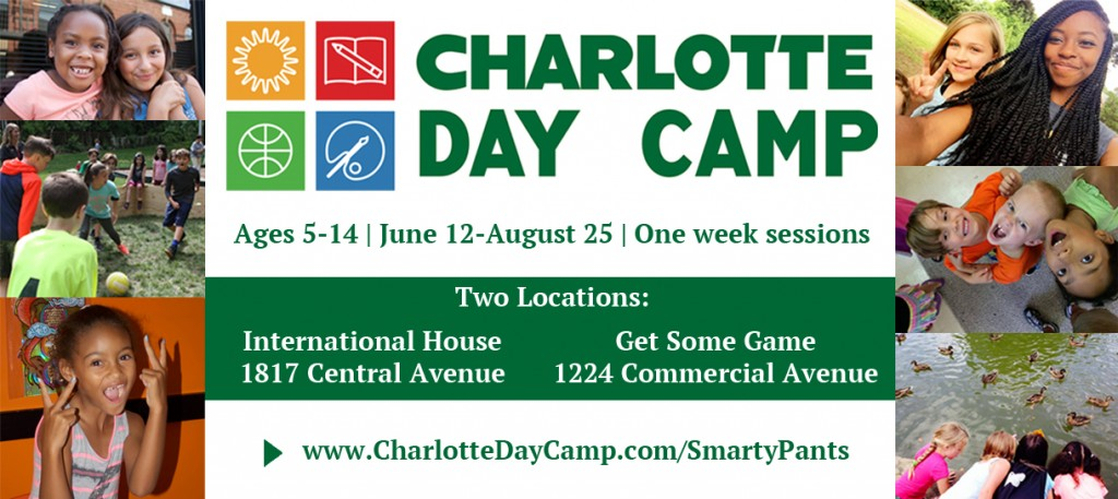 Charlotte Day Camp SmartyPants Banner