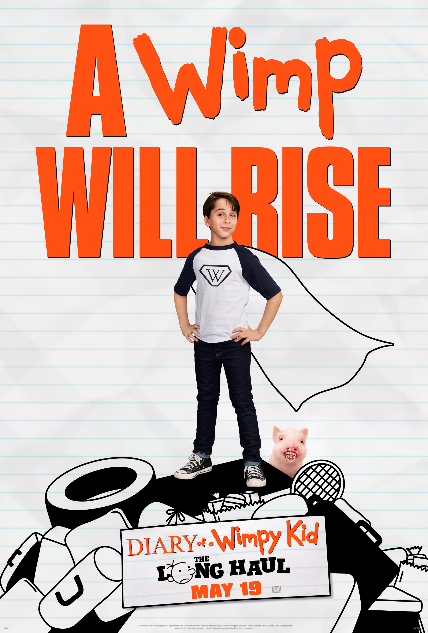 Diary Of A Wimpy Kid Family Vacation