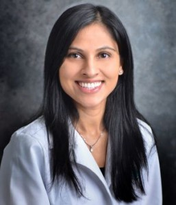 Dr. Ekta Shah, a pediatric allergist with Carolinas HealthCare System