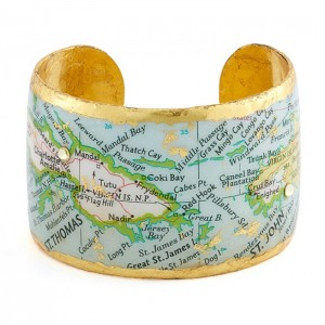 Evocateur Map Cuff