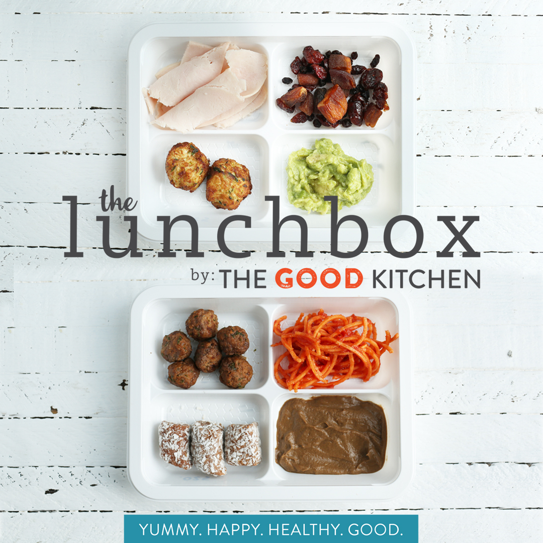 Smarty Review and Giveaway: The Good Kitchen - Charlotte Smarty Pants