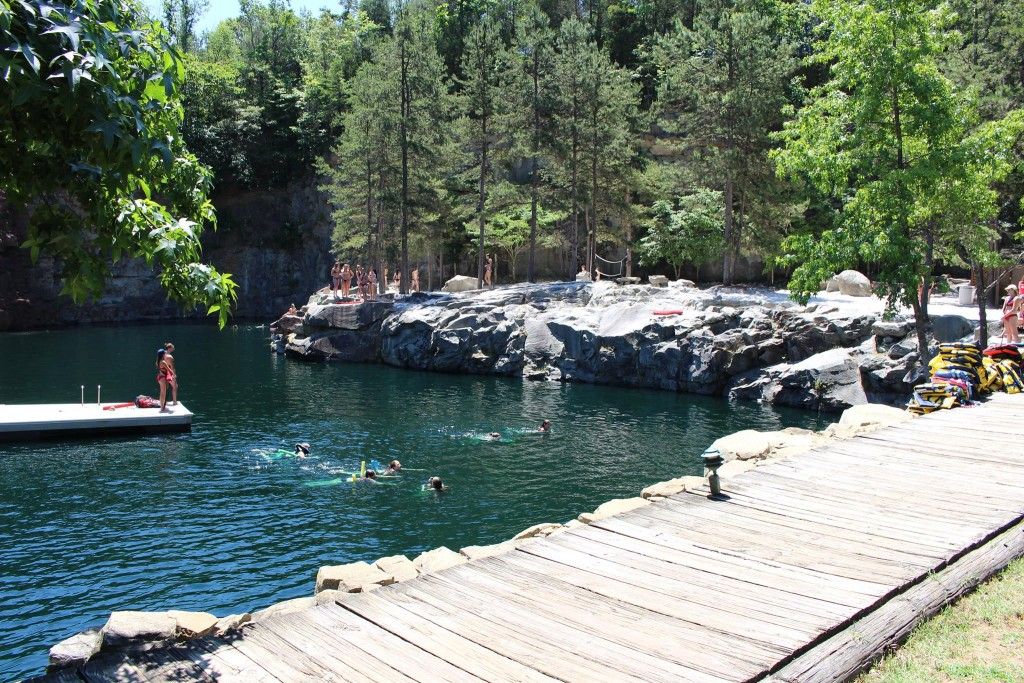 Quarry Open Swim 4