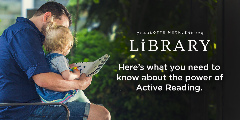 Active Reading Blog Header