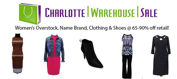 Fall 2017 CLT Warehouse Sale