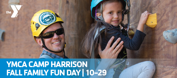 Camp Harrison Fall Family Fun Day
