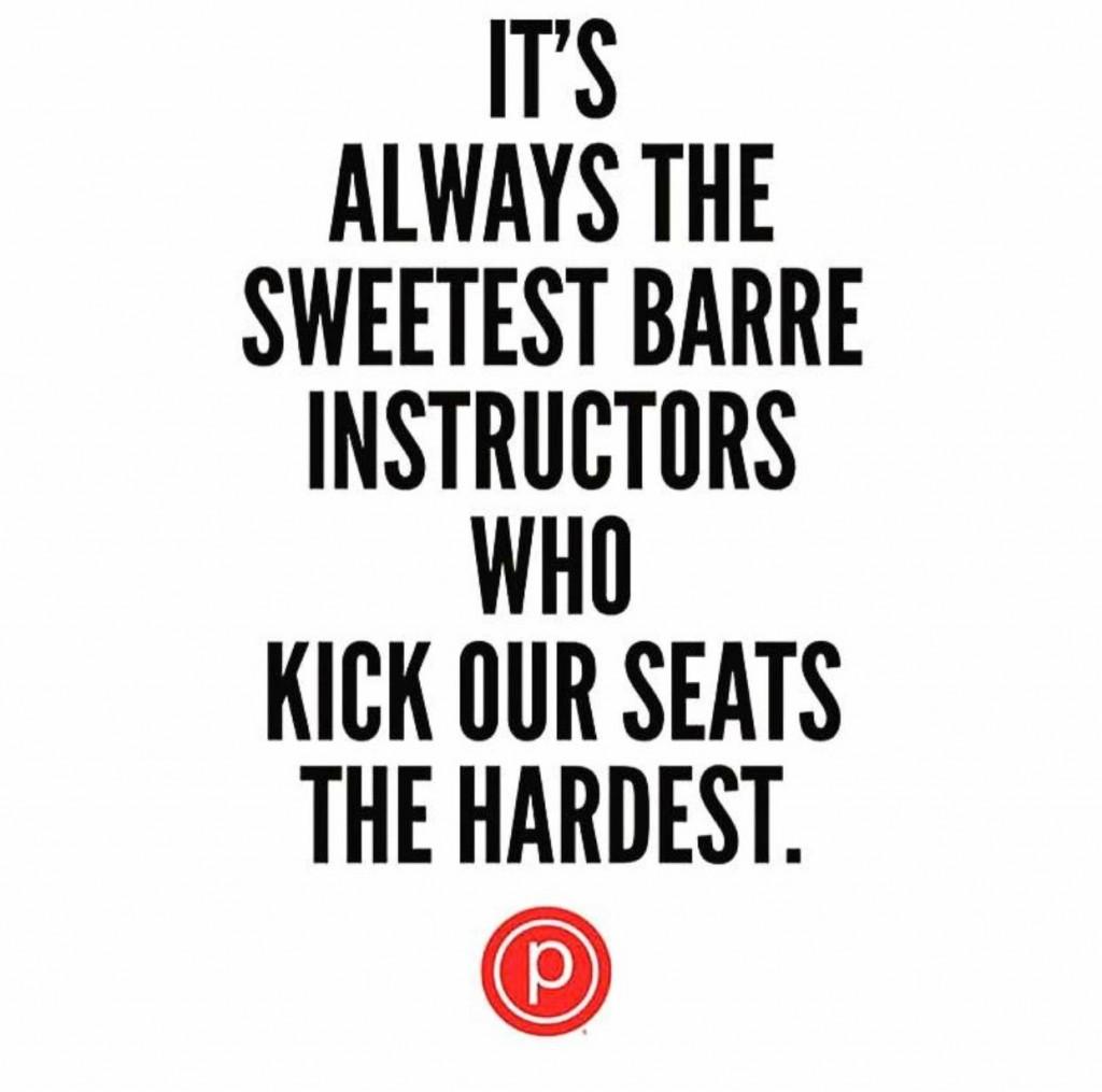 Pure Barre instructors
