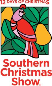 SouthernChristmasShow_Logo_PMS GOTHAM