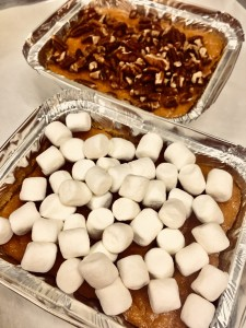 sweet potato casserole 11