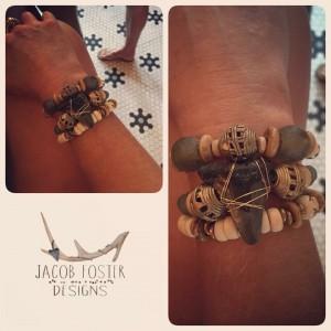 Jacob Foster bracelets