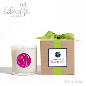 Ella B Smarty Candle