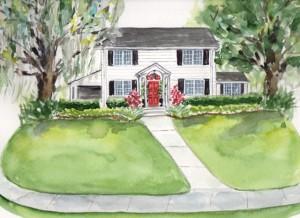 Inna Eckman House