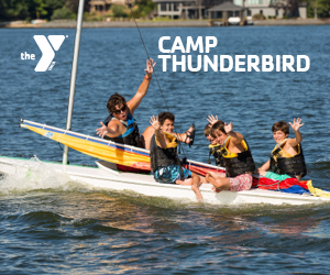 YMCA Camp Thunderbird Sailing
