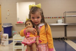 Charlotte Christian american girl doll camp